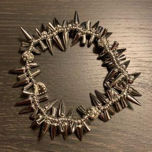 Stella & Dot Spiked Bracelet
